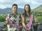 Best Hawaiian Lei Greeting at Kona Airport